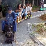 佐鳴湖公園ミニ鉄道 定期運転会