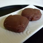 井口製菓さんの粟餅